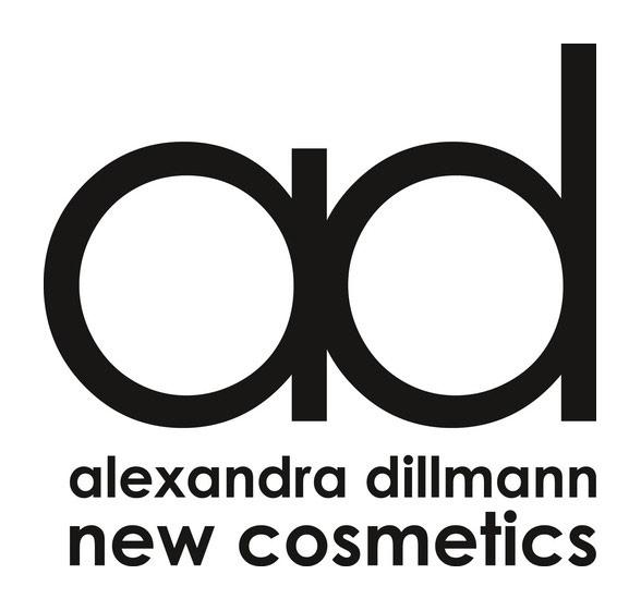 Logo alexandra dillmann new cosmetics